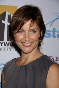 Carey Lowell at the 11th Annual Hollywood Awards.