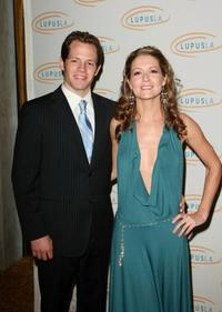 Ali Hillis at the Lupus LA's 2008 Orange Ball.