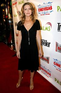 Ali Hillis at the screening of