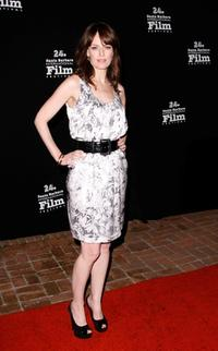 Rosemarie DeWitt at the Virtuoso Awards during the 24th Santa Barbara International Film Festival.