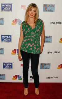Amanda Walsh at the NIVEA for Men premiere party of