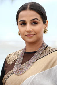 Vidya Balan at the Jury photocall of 66th Annual Cannes Film Festival.