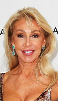 Linda Thompson at the 20th Annual Elton John AIDS Foundation's Oscar Viewing party in California.