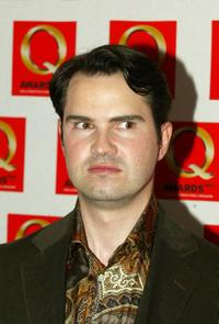 Jimmy Carr at the Q Awards 2003.