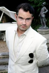 Jimmy Carr at the launch party of