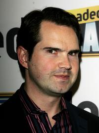 Jimmy Carr at the Loaded LAFTAS with Nivea for Men 2007.