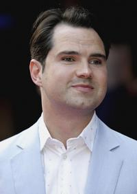 Jimmy Carr at the premiere of