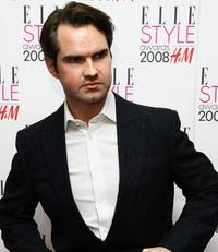 Jimmy Carr at the Elle Style Awards 2008.