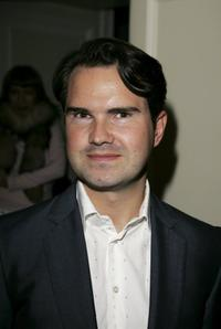 Jimmy Carr at the South Bank Show Awards.