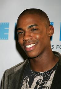 Mehcad Brooks at the Reel Lounge Gala Benefit For The Film Foundation.