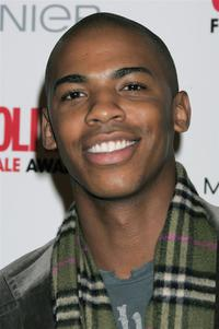 Mehcad Brooks at the Cosmopolitan Magazines celebration.