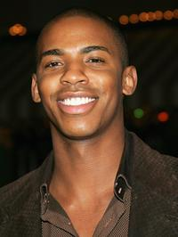 Mehcad Brooks at the Los Angeles premiere of