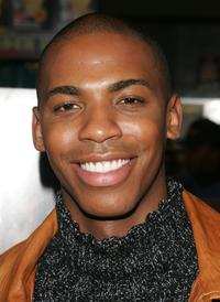 Mehcad Brooks at the screening of