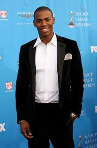 Mehcad Brooks at the 37th Annual NAACP Image Awards.
