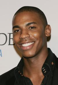 Mehcad Brooks at the 37th NAACP Image Awards Pre-Show Gala.