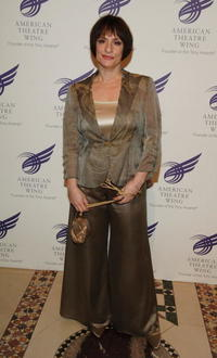 Patti LuPone at the American Theatre Wing Annual Spring Gala.
