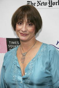 Patti LuPone at the 19th Annual Broadway Flea Market & Grand Auction for Broadway Cares.
