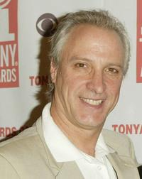 Robert LuPone at the 2004 Tony Awards Nominees Press Reception.