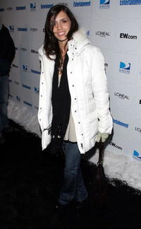 Paola Mendoza at the 2007 Sundance Film Festival.