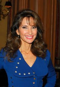 """Susan Lucci at the """"All My Children"""" 10,000 episode celebration."""