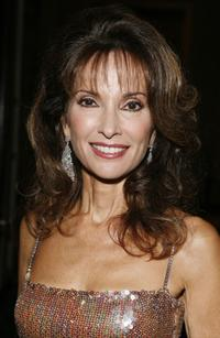 """Susan Lucci at the Elton John AIDS Foundation's sixth annual benefit """"An Enduring Vision."""""""