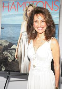 Susan Lucci at the Hamptons Magazine 30th Anniversary party.