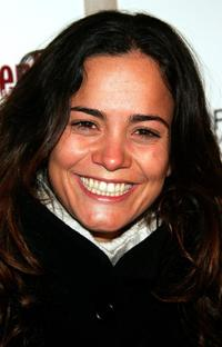 Alice Braga at the Sundance Film Festival.
