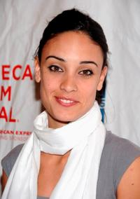 Martina Gusman at the premiere of
