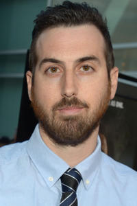 Ti West at the Los Angeles premiere of
