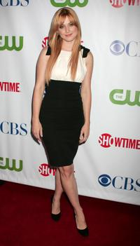 Alex Breckenridge at the CW/CBS/Showtime/CBS Television TCA party.