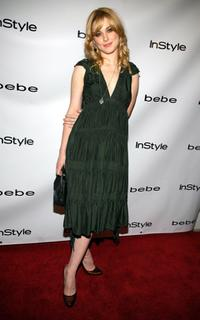 Alex Breckenridge at the Bebe Spring Ad Campaign Announcement.