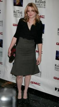 Alex Breckenridge at the premiere screening of