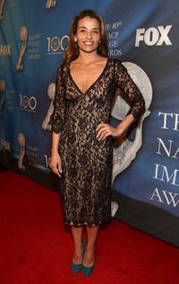 Jenny Lumet at the 40th NAACP Image Awards.