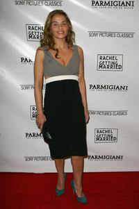 Jenny Lumet at the premiere of