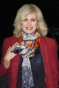Joanna Lumley at the
