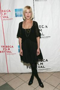Nicole Vicius at the premiere of