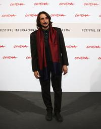 Marcello Prayer at the photocall of