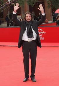 Marcello Prayer at the premiere of