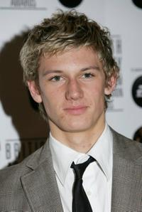 Alex Pettyfer at the 11th British Academy Children's Film & Television Awards.