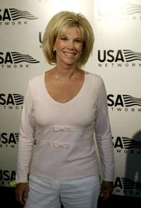 Joan Lunden at the