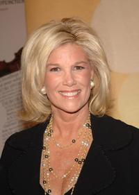 Joan Lunden at the ABC's Good Morning America's 30th Anniversary Gala.