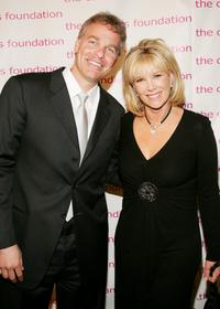 Jeff Konigsberg and Joan Lunden at the 4th Annual