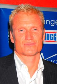 Dolph Lundgren at the world premiere of