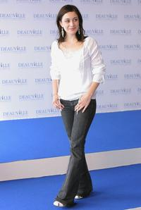 Fanny Valette at the photocall of