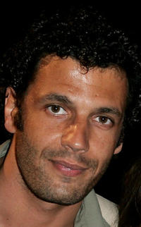 Mehdi Nebbou at the screening of