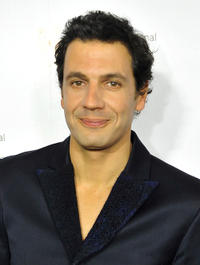Mehdi Nebbou at the premiere of