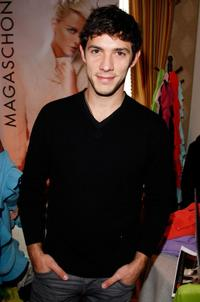 Michael Rady at the Magaschoni display during the 67th Annual Golden Globe Awards.