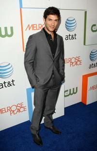 Michael Rady at the premiere party of