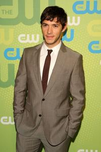 Michael Rady at the 2009 The CW Network UpFront.