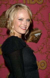 Malin Akerman at the HBO Post Emmy Party.